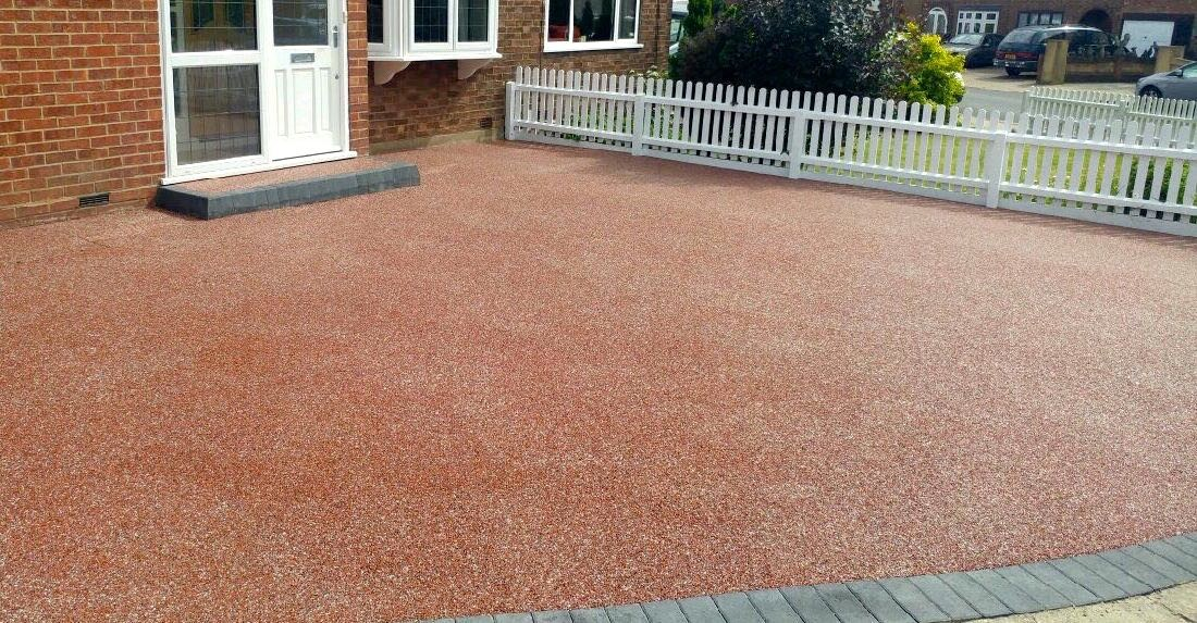 Resin Driveways, Paths & Rubber Flooring